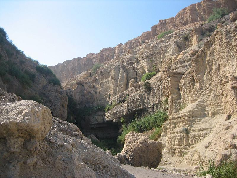 Extreme Climates Gedi Cliffs