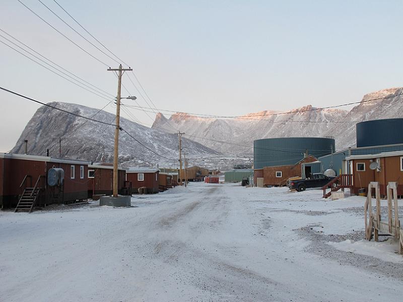 Extreme Climates Main Street