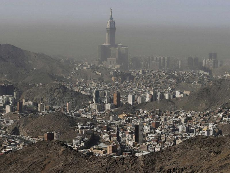 Extreme Climates Mecca Smog