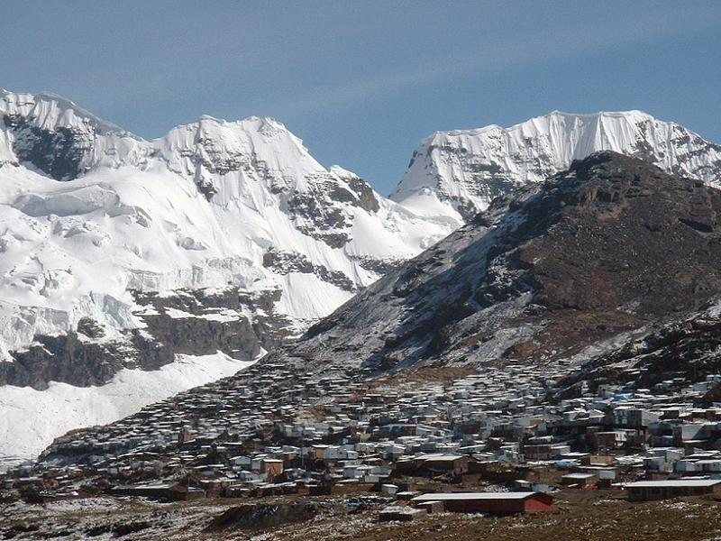 Extreme Climates Rinconada