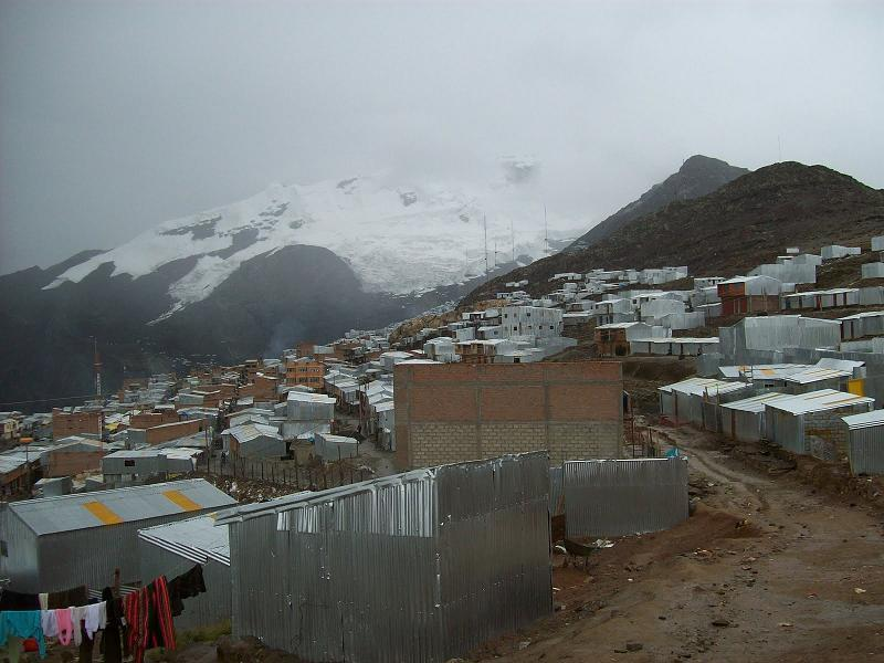 Extreme Climates Rinconada Mud