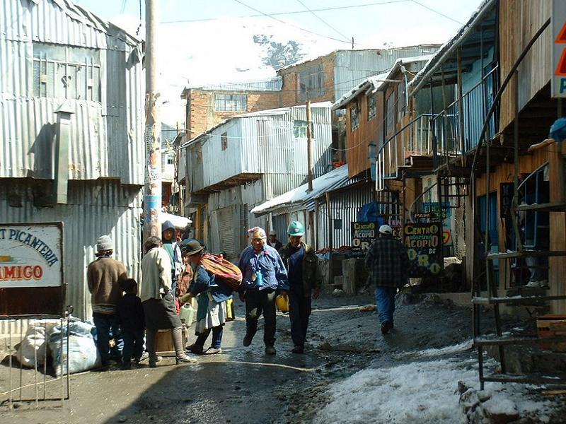 Extreme Climates Rinconada People