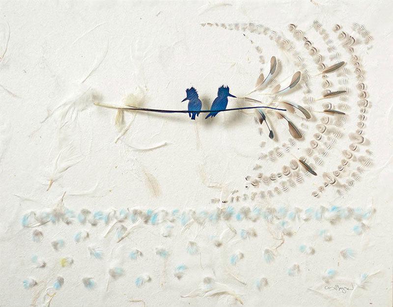 Blue Bird Art