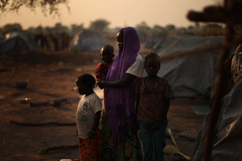 Global Poverty CAR Bangui
