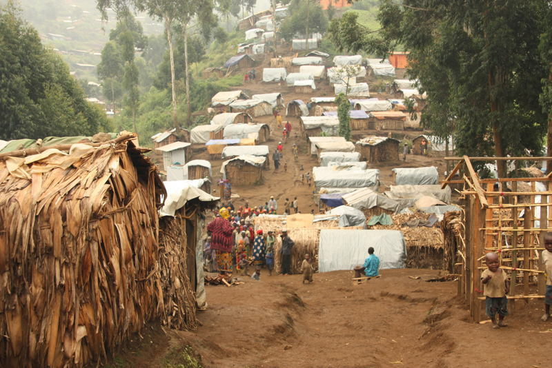 Global Poverty DRC