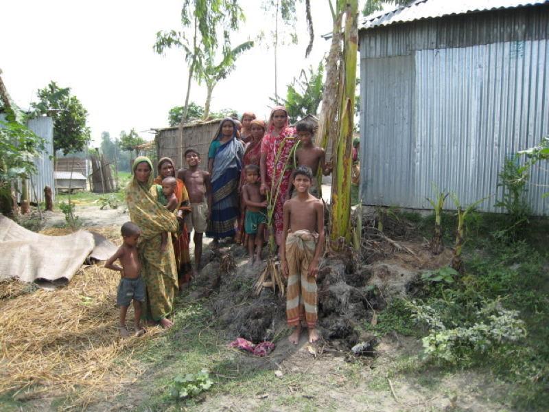 Global Poverty Bangladesh