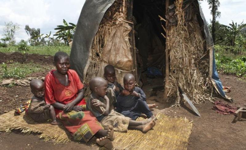 Global Poverty Burundi