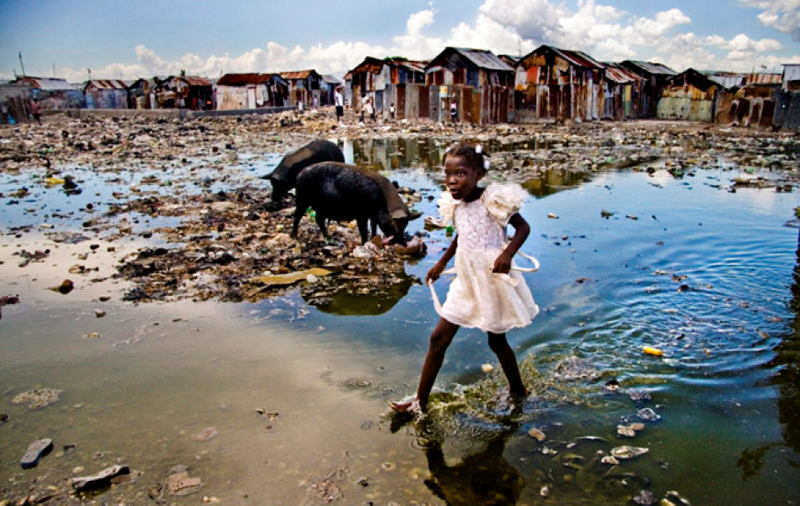 Global Poverty Haiti