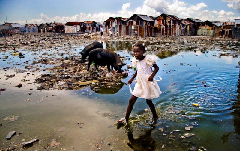 Global Poverty Haiti