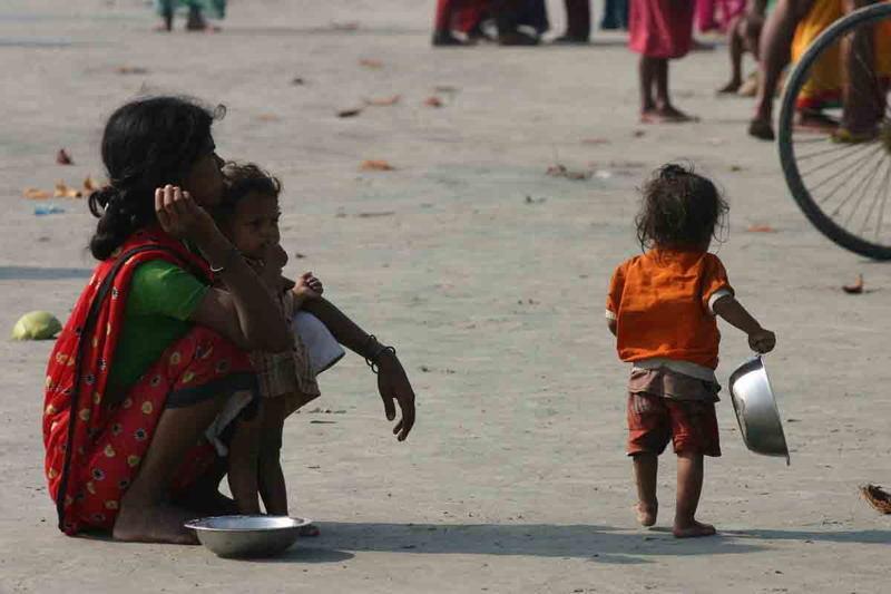 Global Poverty India