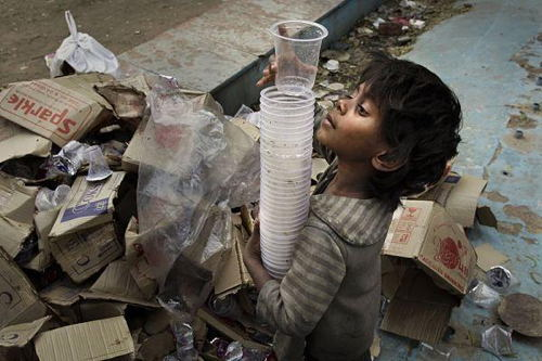 Global Poverty India Cups