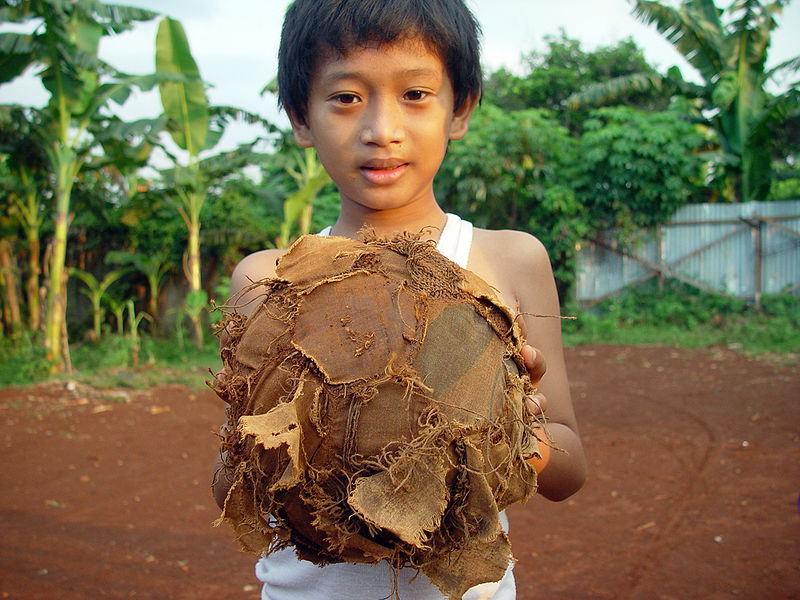 Global Poverty Indonesia