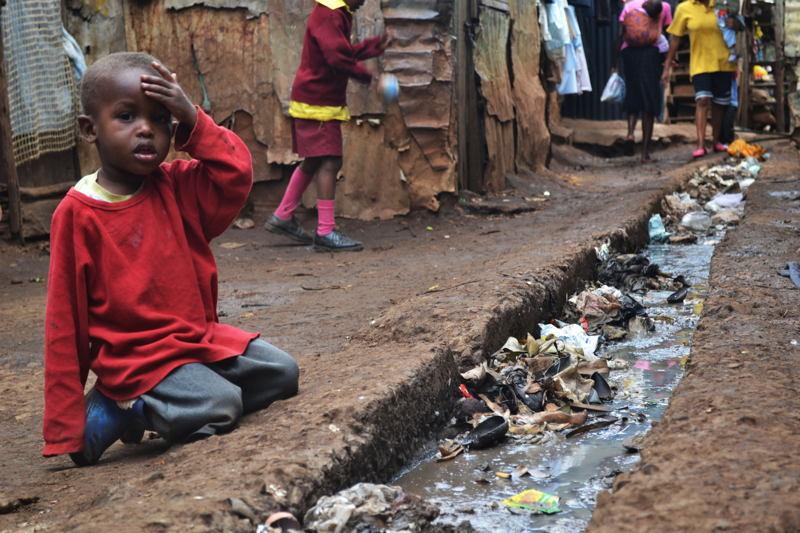 Global Poverty Kenya