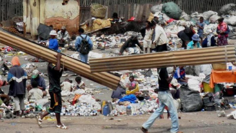 Global Poverty Madagascar