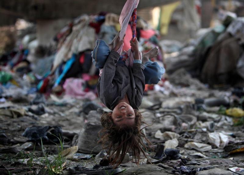 Global Poverty Nepal Swing