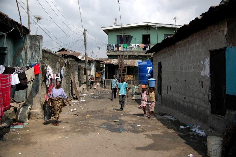 Global Poverty Nigeria