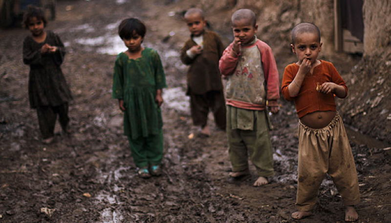 Global Poverty Pakistan