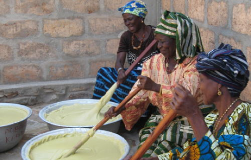 Global Poverty Togo Shea