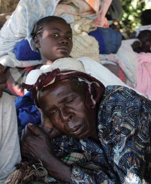 Global Poverty Zimbabwe