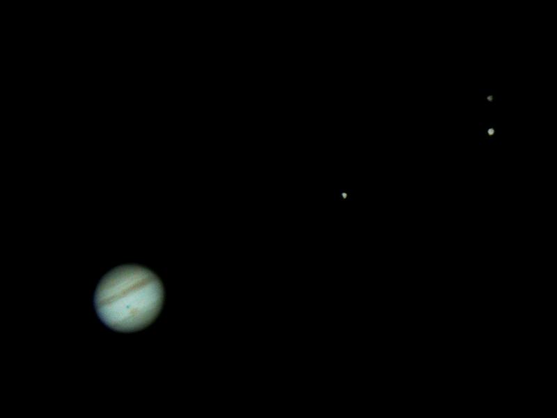Astronomy Basics Jupiter Moon