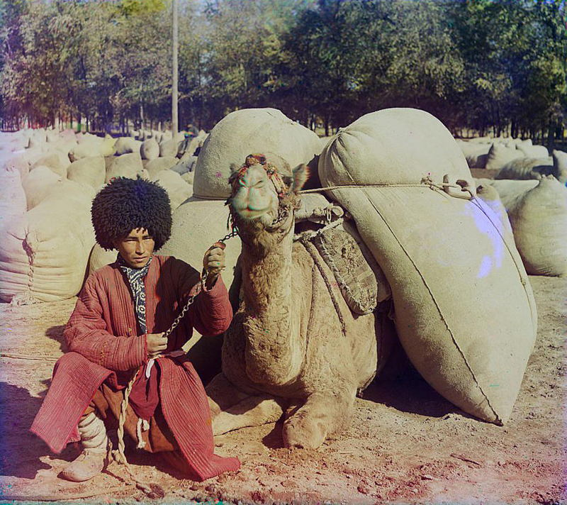 Imperial Russia In Color Camel