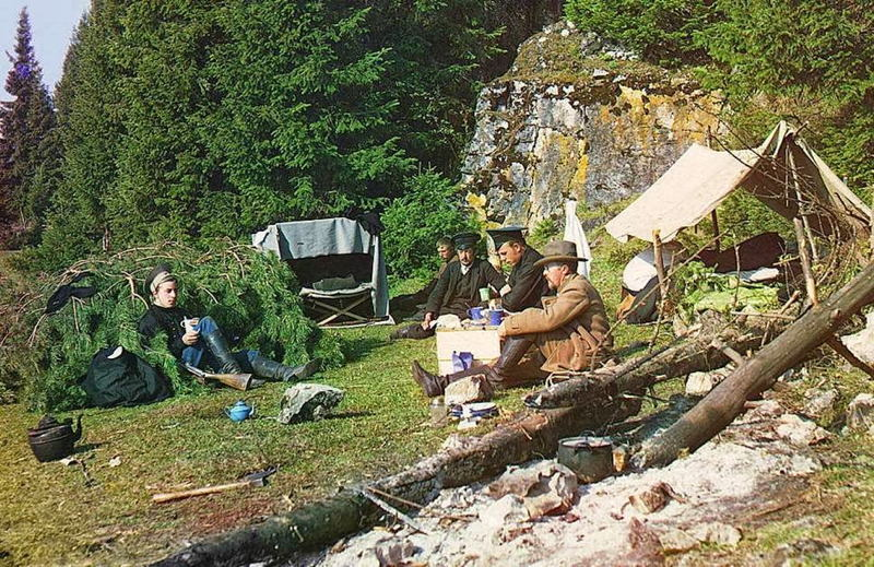 Imperial Russia In Color Camp