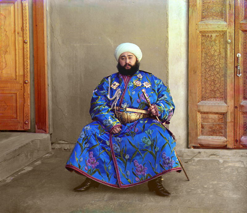Imperial Russia In Color Emir Khan