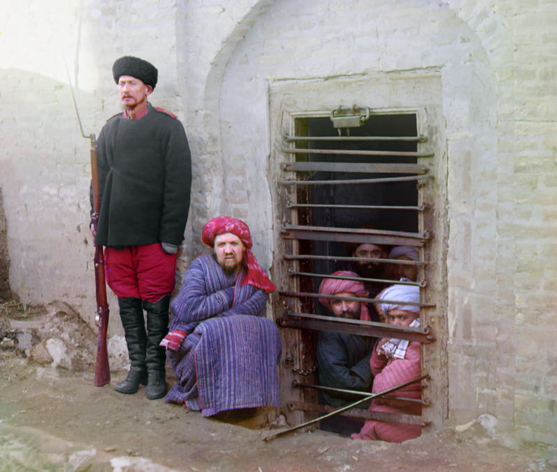 Imperial Russia In Color Inmates