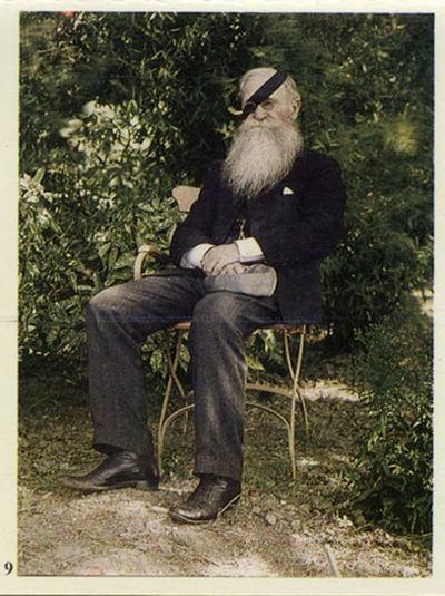 Russia In Color Patriarch