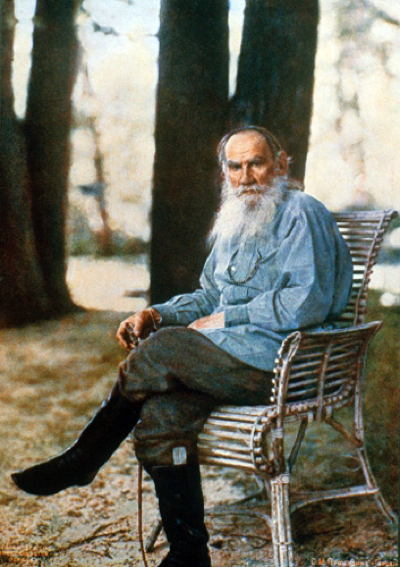 Imperial Russia In Color Tolstoy