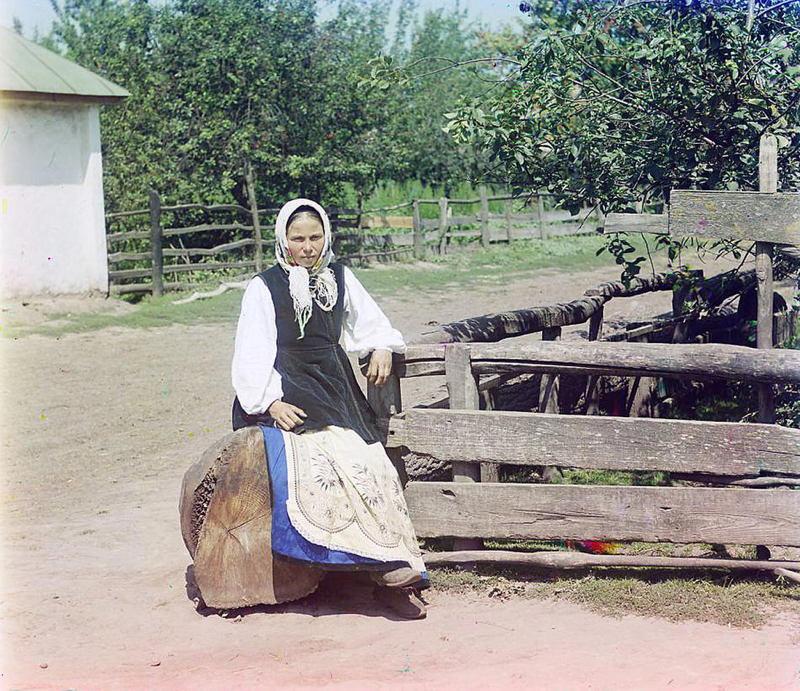 Imperial Russia In Color Ukraine