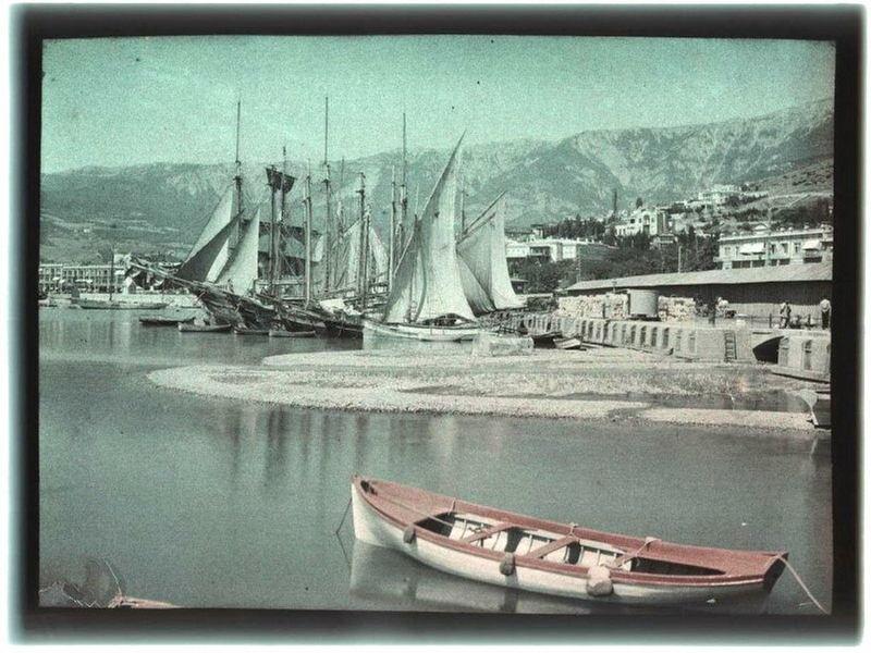 Russia In Color Yalta