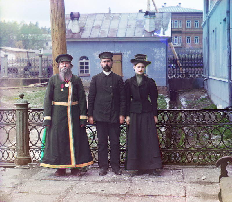 Imperial Russia In Color