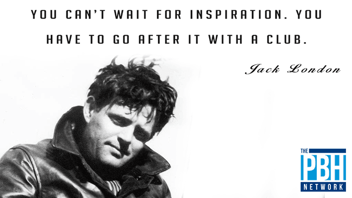 Jack London Motivational Quotes To Live By