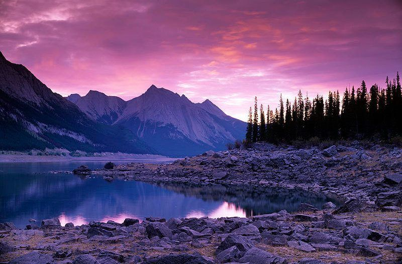 Jasper National Park Is The Most Beautiful Place In Canada