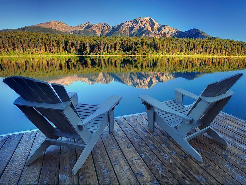 Patricia Lake, Canada
