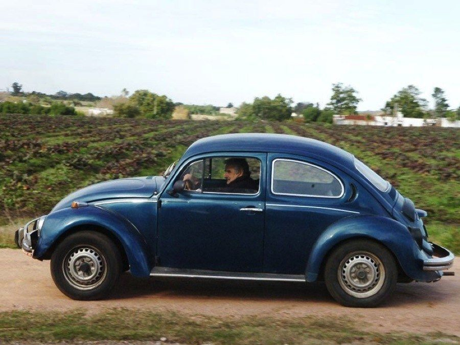 Jose Mujica Blue Beetle