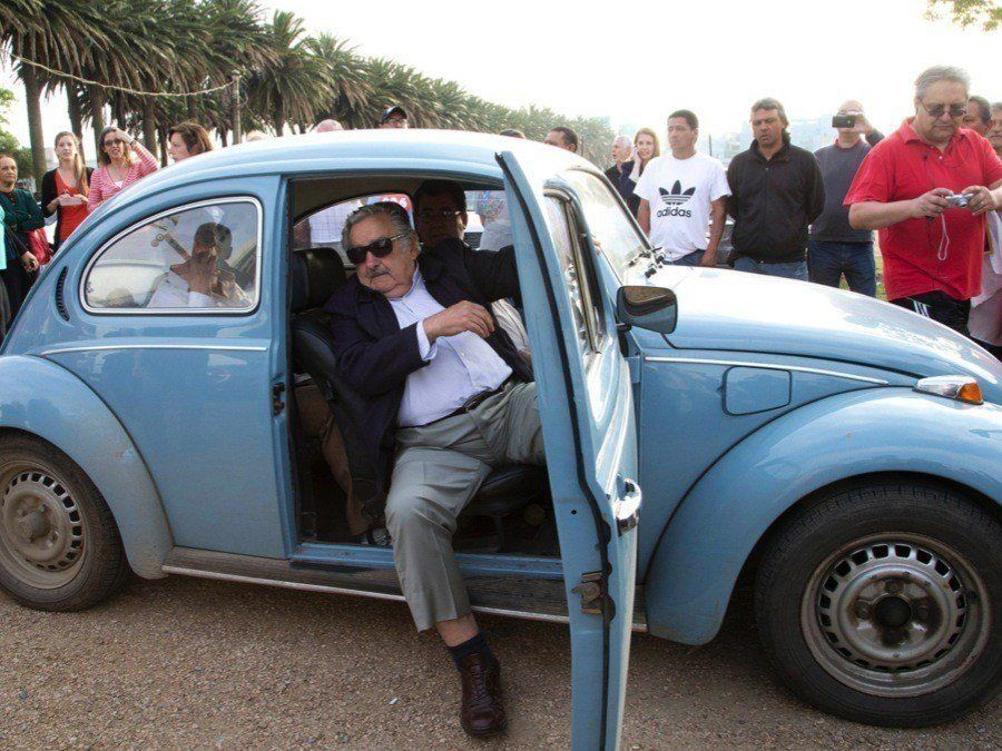 Jose Mujica Declines Offer