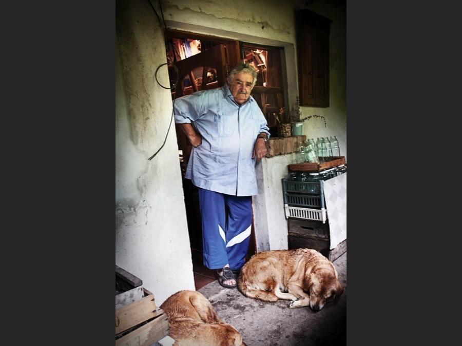 Jose Mujica Donates Charities