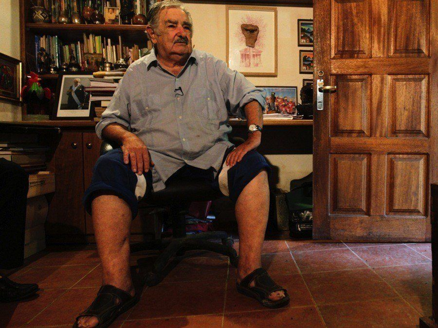 Jose Mujica Less Venerated