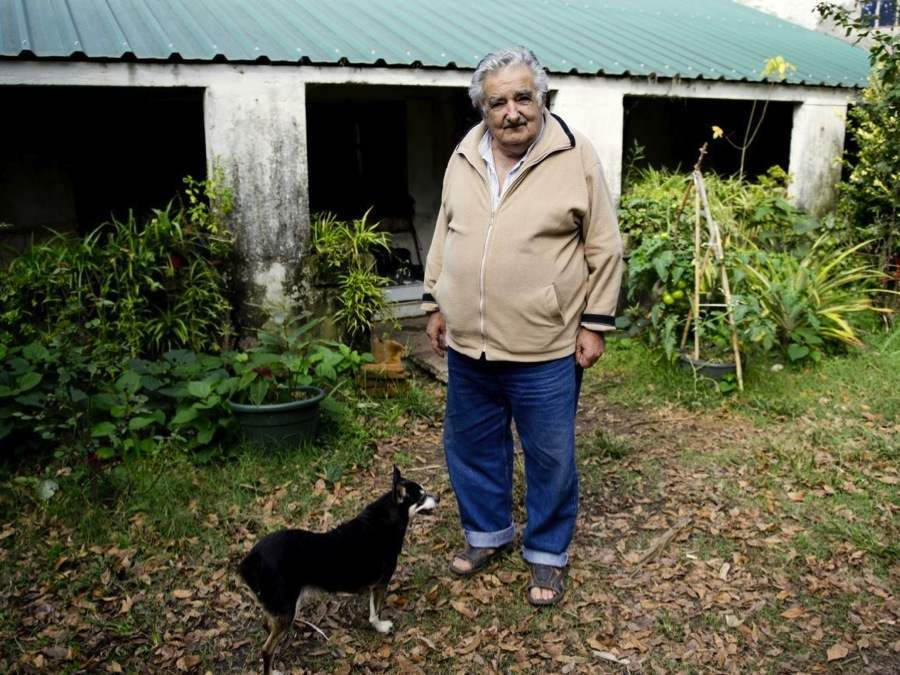 Jose Mujica Manuela Dog