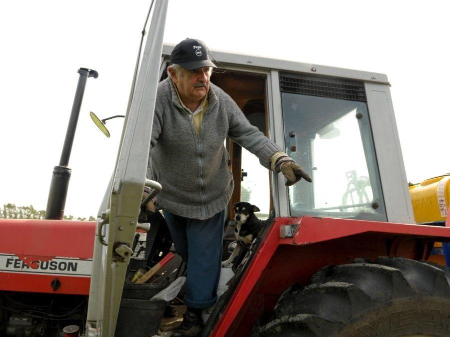Jose Mujica Ordinary Man