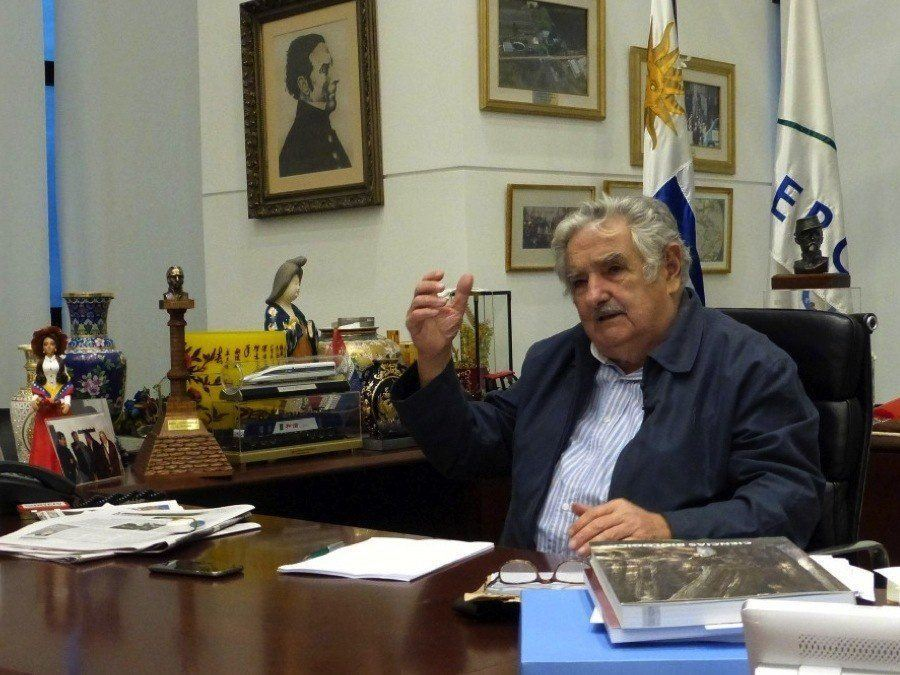 Jose Mujica Socially Progressive