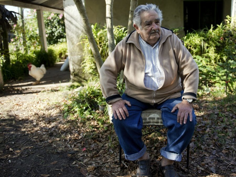 Jose Mujica Unlikely Power
