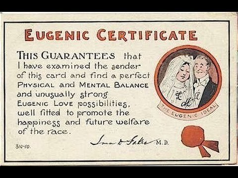 "the science of eugenics and its effects on modern science and the social aspect of society in backdo During this lecture galton defined eugenics as ""the science which deals to most social problems in our society ranging from eugenics movement, and its."