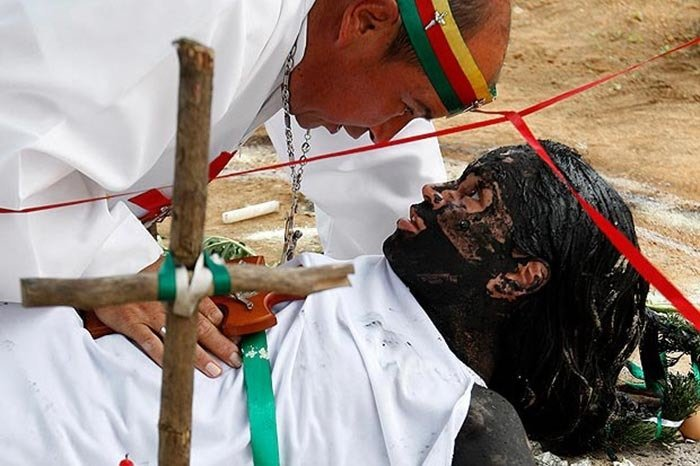 Modern Day Exorcisms Colombia