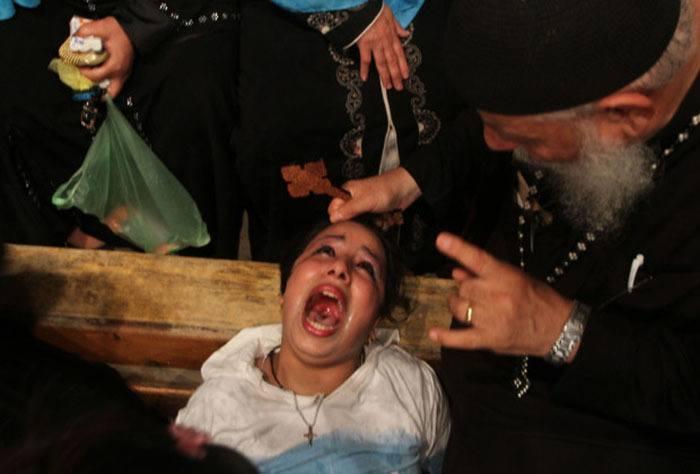 Modern Day Exorcisms Egypt Girl