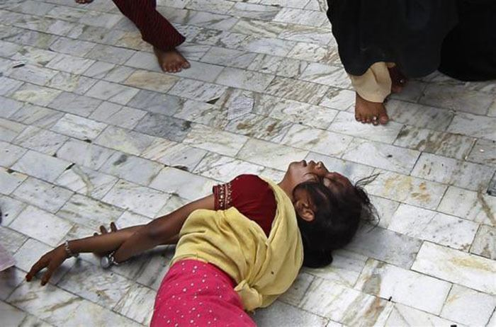 Modern Day Exorcisms India