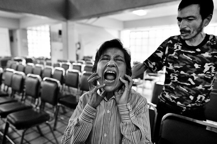 Modern Day Exorcisms Mexico Scream