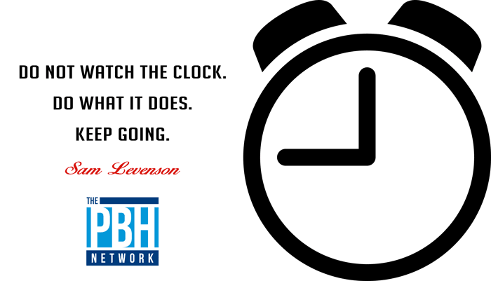 Motivational Quotes To Live By The Clock